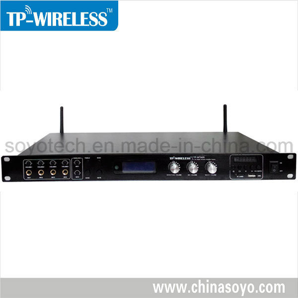 RF Wireless Voice Amplification Solution for Classroom Sound Reinforcement