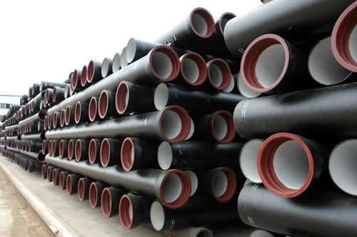 En545 Ductile Cast Irion Pipe for Water Supply