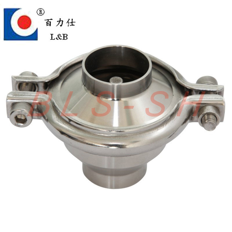 Food Grade Stainless Steel Sanitary Valve