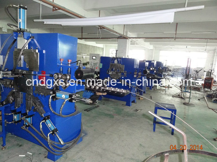 2016 Bucket Handle Making Machine (East-West type)