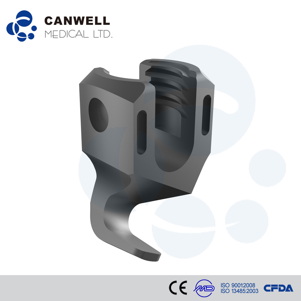 Canwell Spine Pedicle Screw Cantsp Titanium Spine Implant