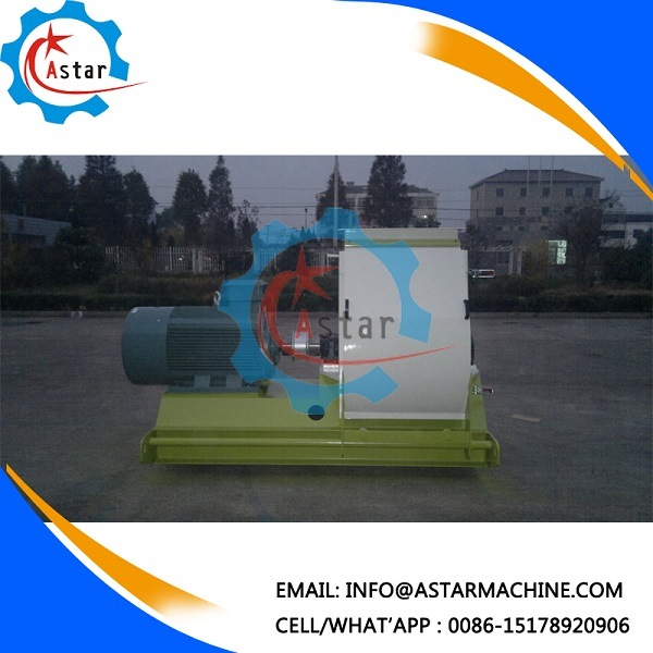 Small Used Feed Grinder Mixer for Sale