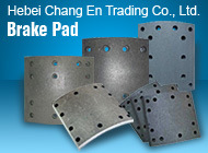 China Bus Truck Auto Brake Pad