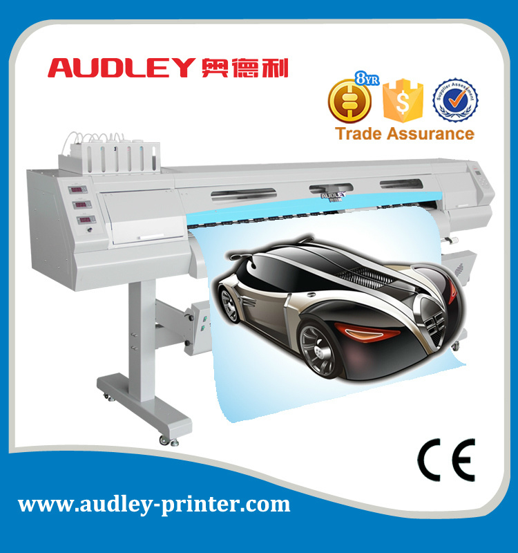 Audley Company Supply 1.9m Canvas Printing Machine