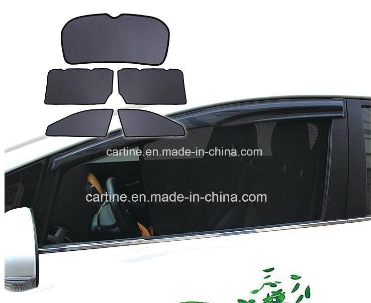 Custom Fit Shade Car Mesh Sunshade for Toyota Wish