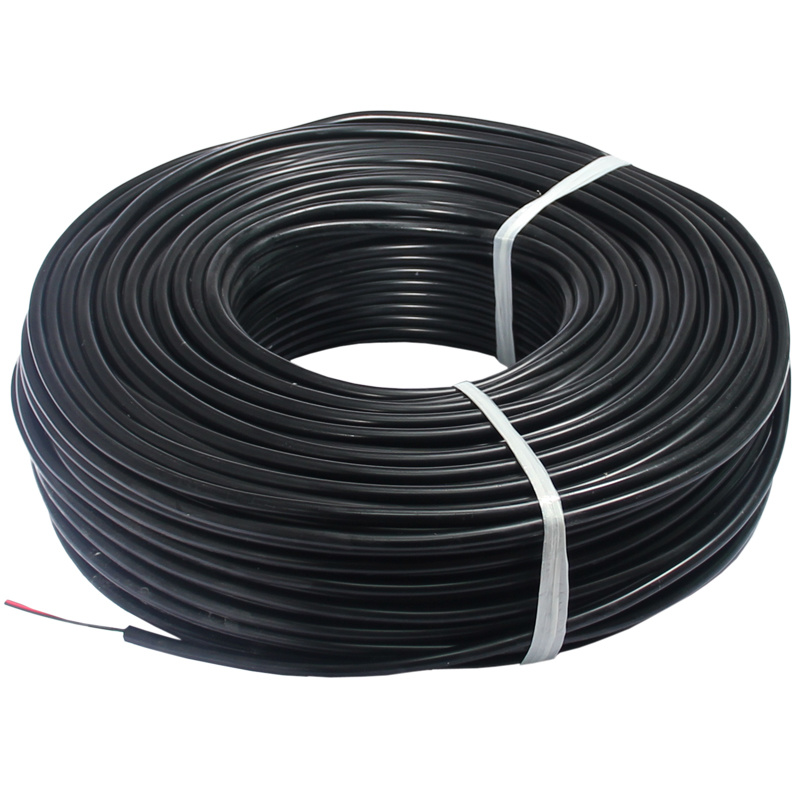 Electric Wire Silicone Parallel Cable