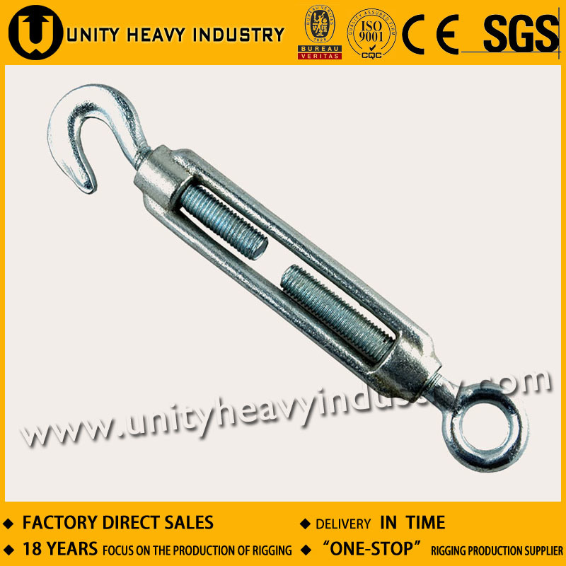 DIN 1480 Wire Rope Turnbuckle