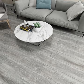 Waterproof Wood Plastic Composite Vinyl Flooring with Click