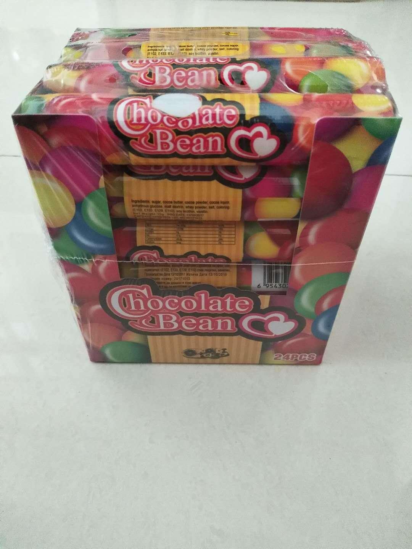 Chocolate Bean Bottles