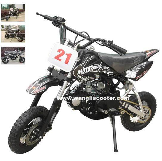 50 70 90 110cc  single cylinder  4 stroke  air cooled dirt bike  wl a121