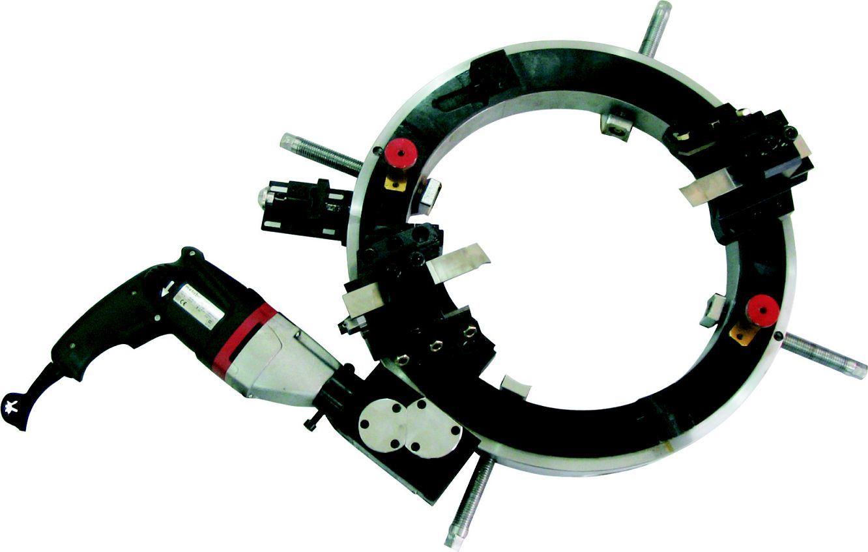 pipe grooving machine