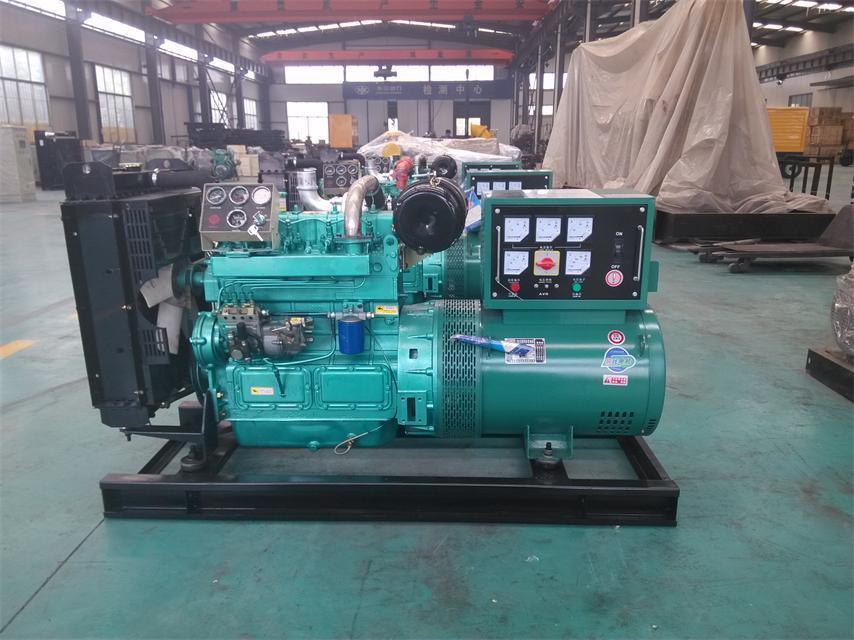Ricardo Series 20-250kw Diesel Generator Set