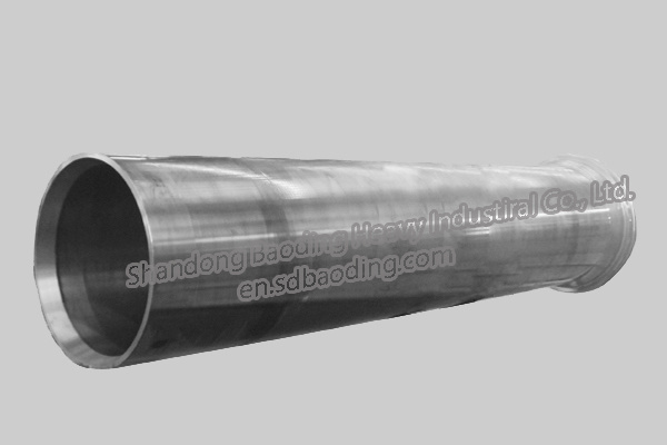 Hot Forged Steel Centrifugal Casting Large-Sized Pipe Mould