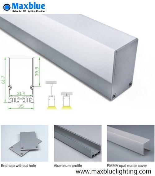 Aluminum Profile for Linear Profile Aluminum LED Linear Light