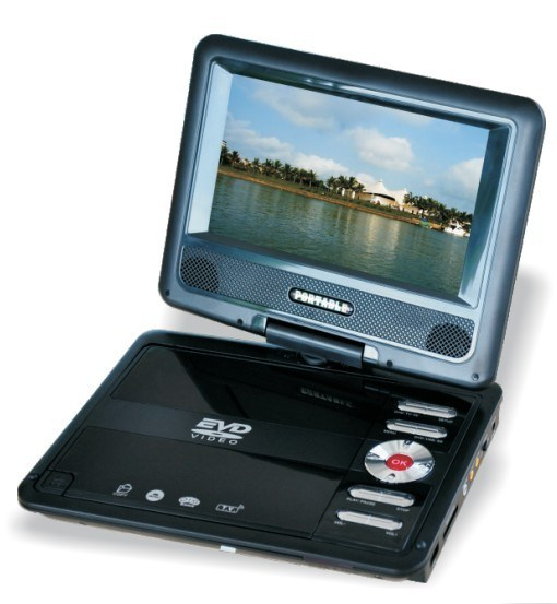 Dvd Player With Television Tuner