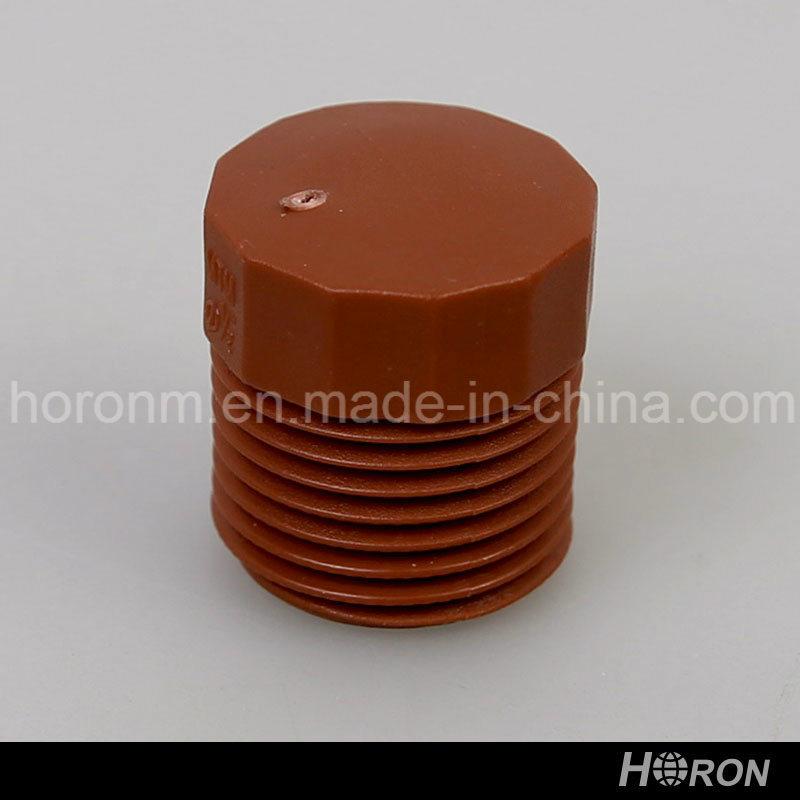Pph Water Pipe Fitting-Tee-Elbow-Tee-Adaptor (3/4′′)