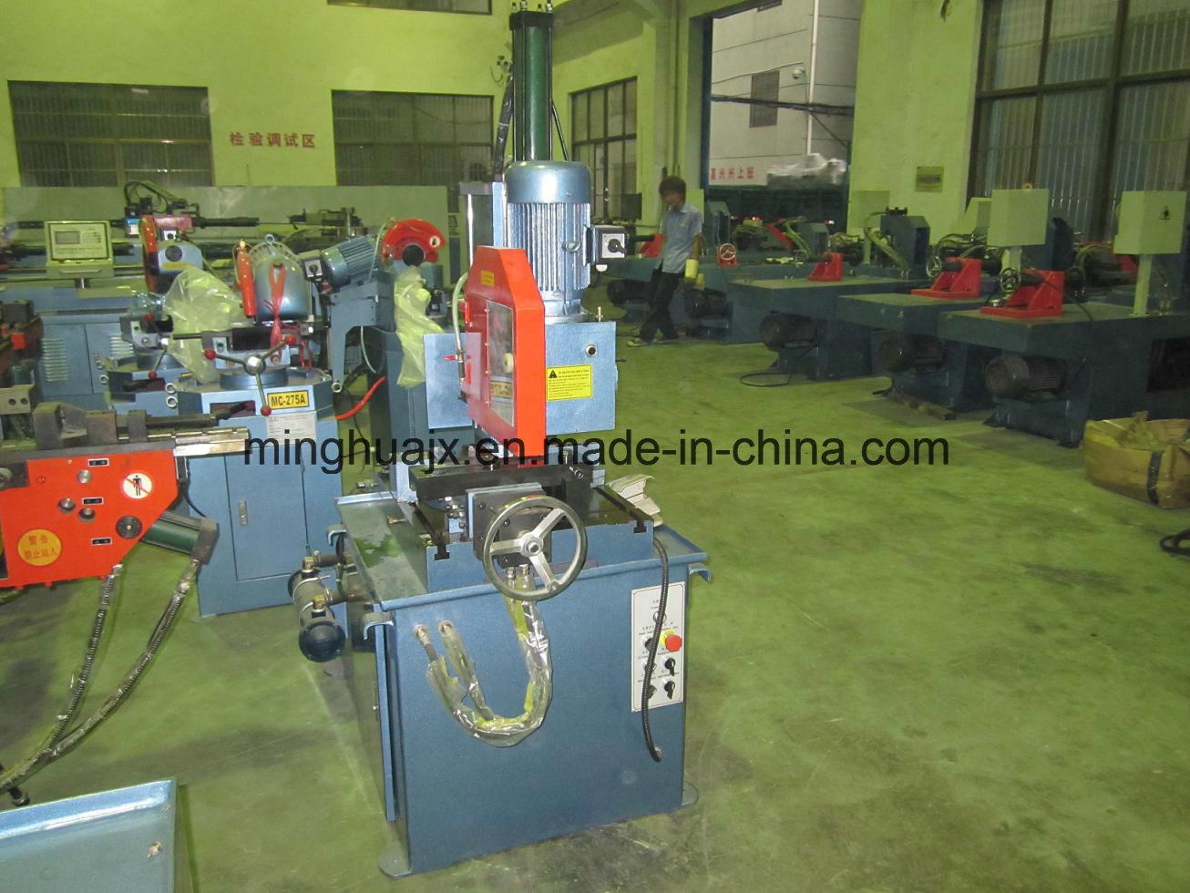 Hydraulic Semi-Automatic Pipe Cutting Machine Mc-350