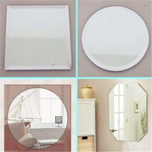 Aluminum Mirror / Silver Safety Glass Mirror for Decoration