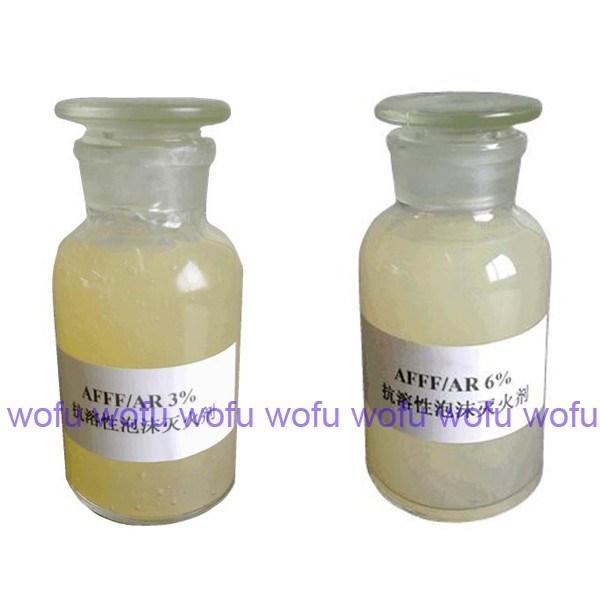 Alcohol Resistant Aqueous Film-Forming Foam Extinguishing Agent