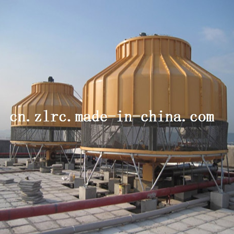 FRP Round Counter Flow Cooling Tower