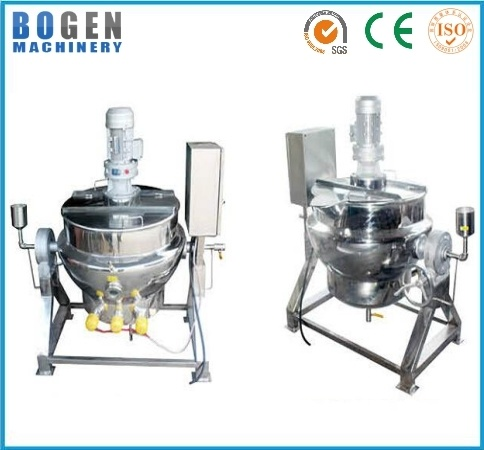 Professional Manufacture Electric Cooking Kettle with Ce