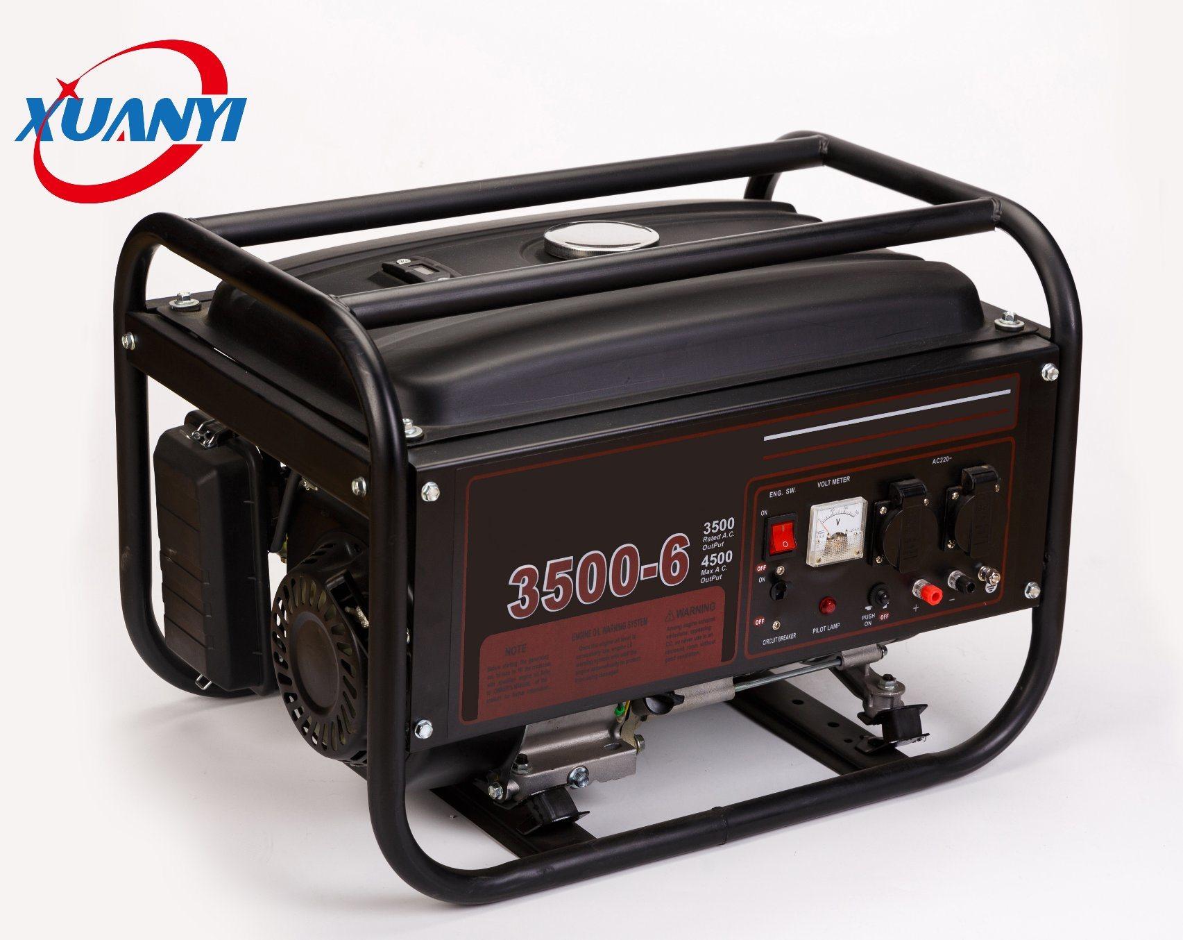 Astra Korea 2kw/kVA Aluminium Wire Cheap Gasoline/Petrol Generator