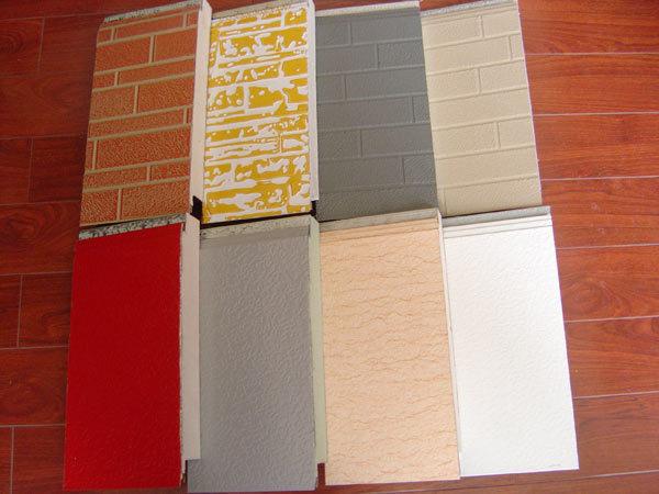 PU Foam Insulation Sandwich Panel