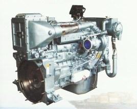 265kw~301kw D12 Diesel Engine Marine Engine