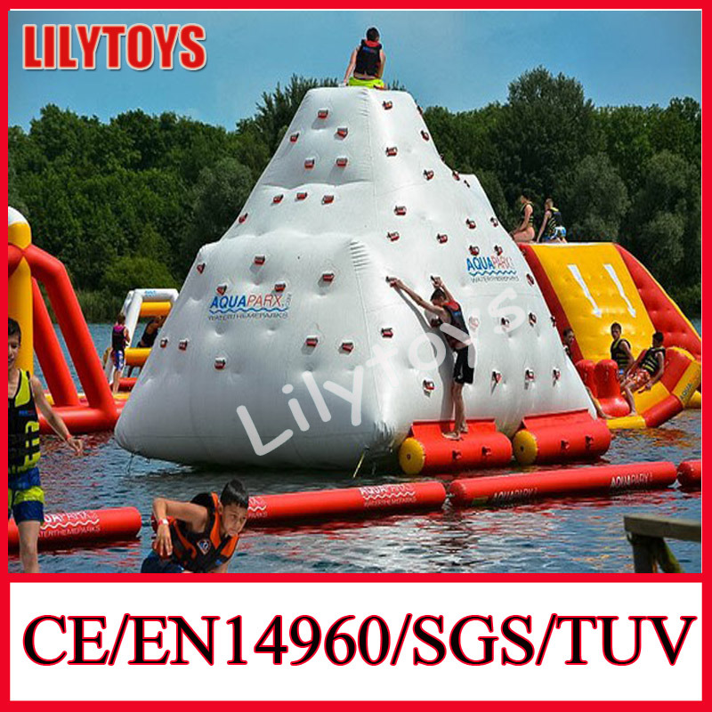 Nflatable Aqua Water Game Toys, Inflatable Iceberg