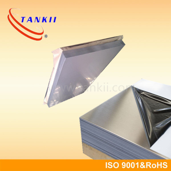 nickel alloy inconel 600, 601/ 625/ 617 /X-750 /718 sheet