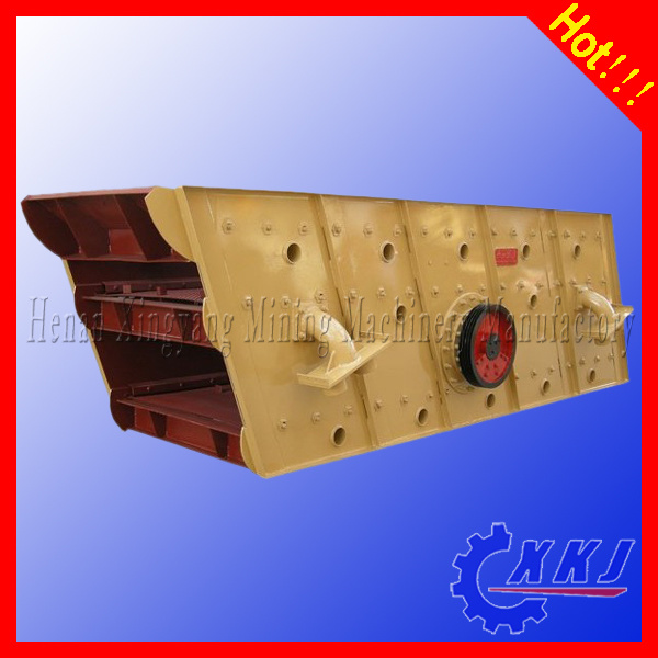 Good Quality Vibrating Screen with High Efficiency for Granite Stone Crushing Line (YK2160)
