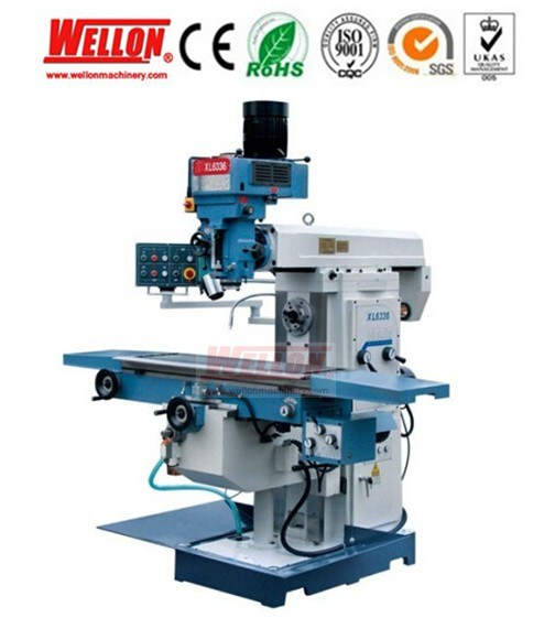 Universal Turret Milling Machine (Turret Milling Drilling Machine XL6336 X6336)