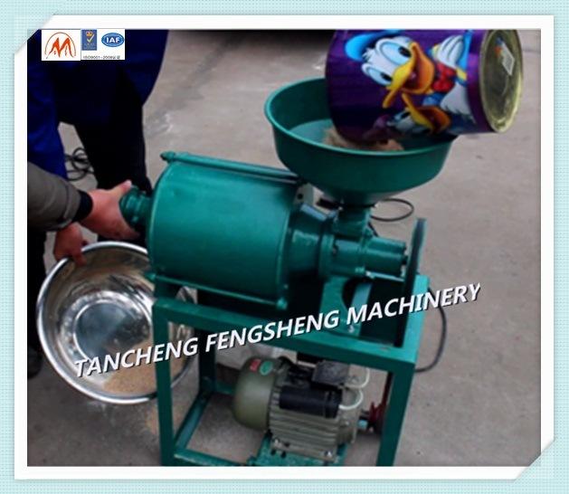 6fs-180z Small household Wheat Flour Milling Machine