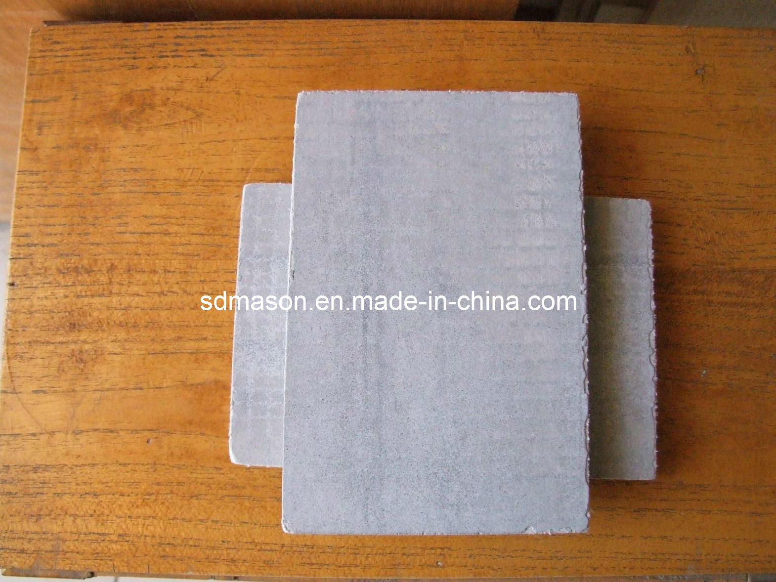 Top Quality Magnesium Oxide Fireproof Board (4′X8′)