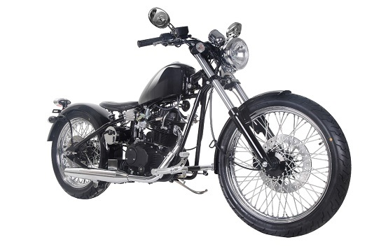 China American Bobber Chopper Motorcycle Cross Dirtbike 250cc