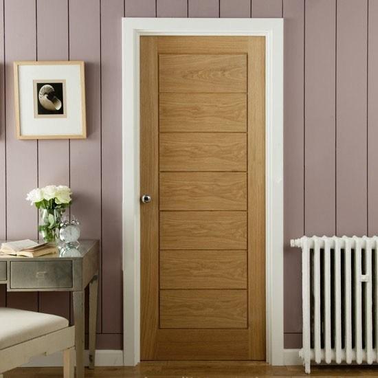Ce Approved Bedroom Internal Wooden Doors