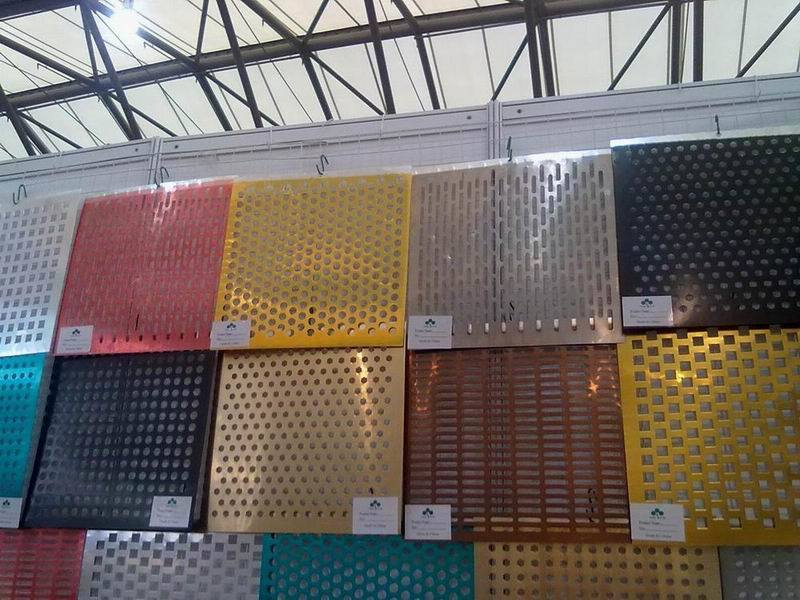 stainless steel perforated decorative mesh - Decorative Mesh