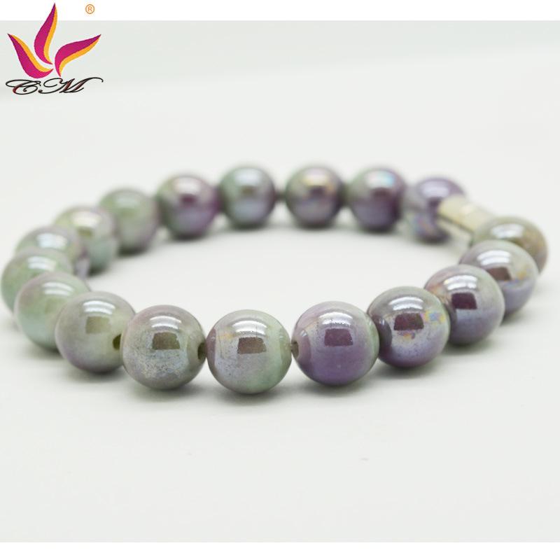 Fashion Tourmaline Beads Jewelry Bracelet