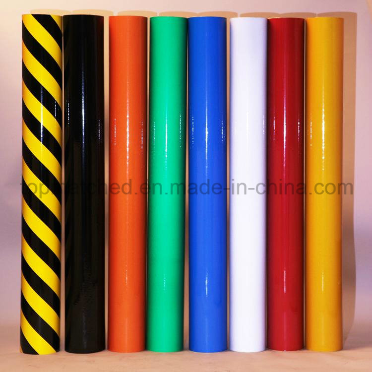 Free Sample Advertisement Grade Printable Safety Reflective Film Reflective Sheeting