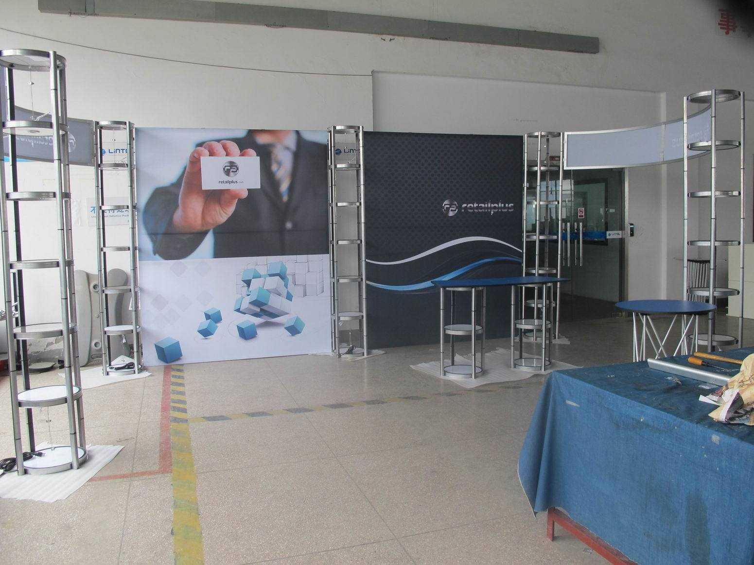 Portable Exhibition Booth Sia : Portable trade show display booth lt zh photos pictures