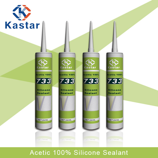 Good Cheap Construction Silicone Sealant (Kastar733)
