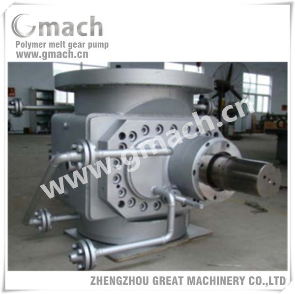 Large Flow Rate Melt Pump Discharge Pump for Reactor