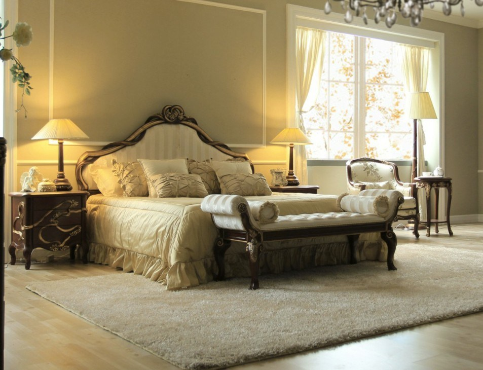Top 10 image of european style bedroom furniture for European bedroom design