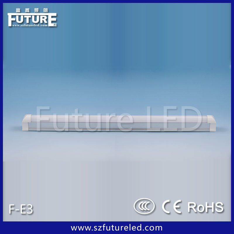 Super Brightness 9W T8 LED Fluorescent Lamp with CE/RoHS Certificate