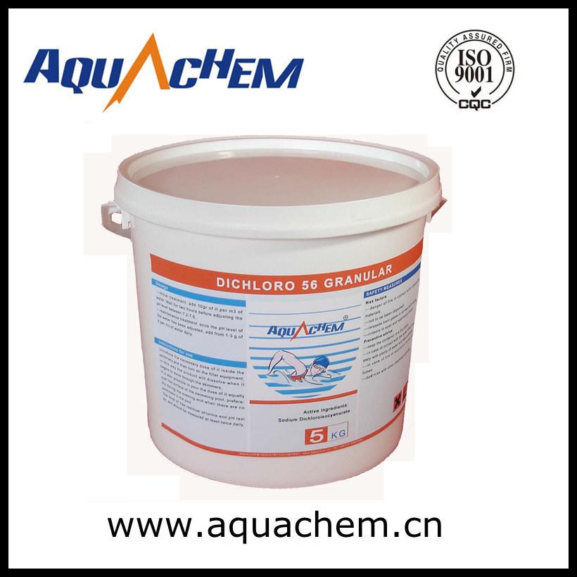 Sodium Dichloroisocyanurate 56% Chlorine SDIC