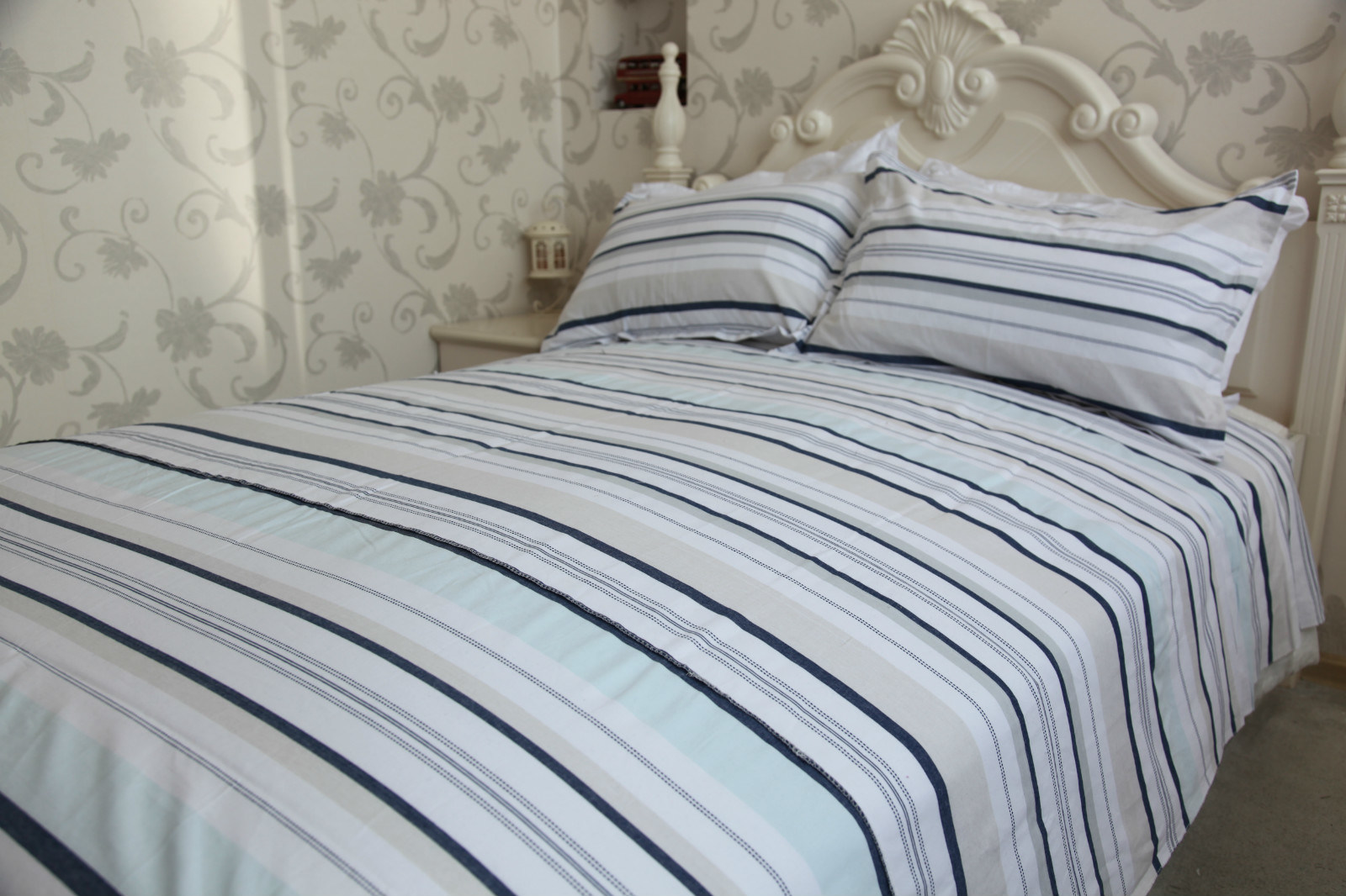 MID-Level Series of Yarn Dyed Fabric Bedding Sets
