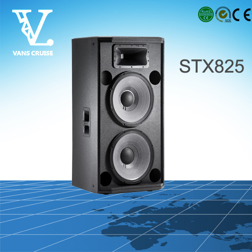 Stx825 Dual 15′′ 2-Way Professional PA Cabinet Speaker