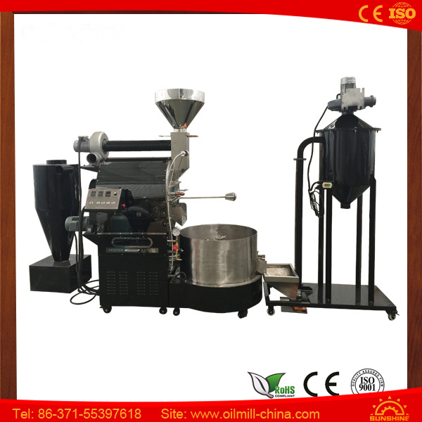 Max Capacity 13kg Per Batch Coffee Roaster Coffee Roasting Machine
