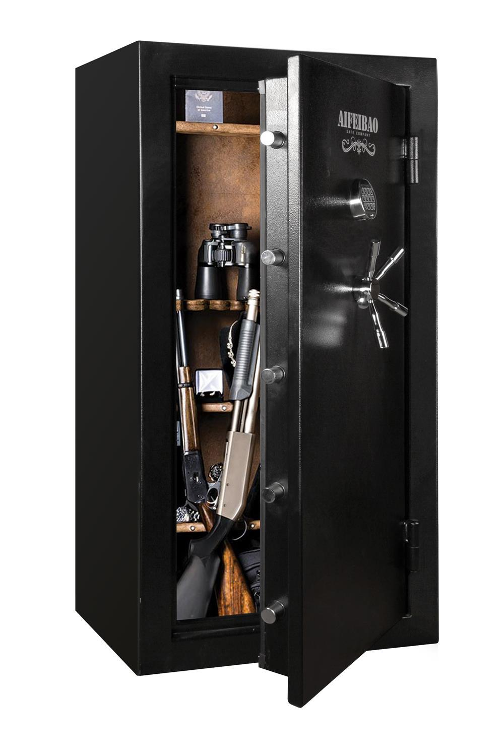 Gun Safe (High-end) with UL Listed Lagard Combination Lock