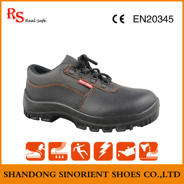 Security Guard Safety Shoes, Police Safety Shoes Malaysia Snf5025